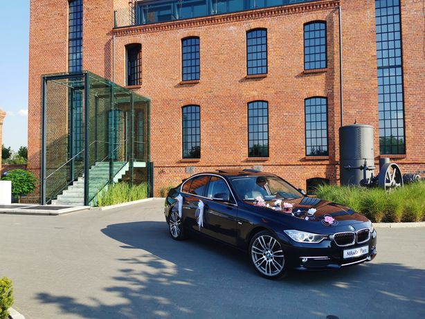 Samochód do ślubu! BMW F30. Auto do ślubu!