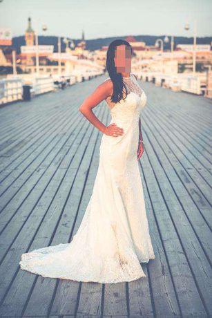 Suknia ślubna marki Sposa, model SR1552 Okazja