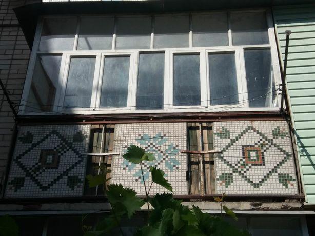 Балкон, балконной блок