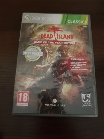 Dead island xbox 360 PL