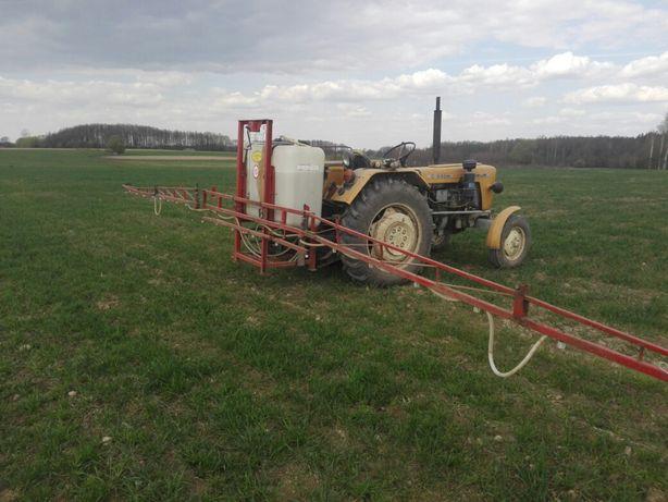 Opryskiwacz AGROMEX 400l na 12 metrów ważny atest