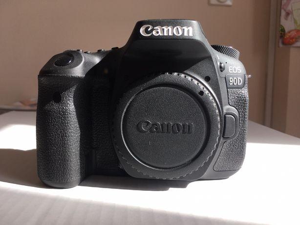 Canon 90d gwarancja