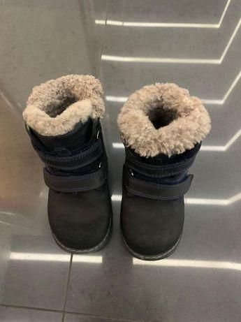 Детские зимние ботинки Tutubi 25-го размера