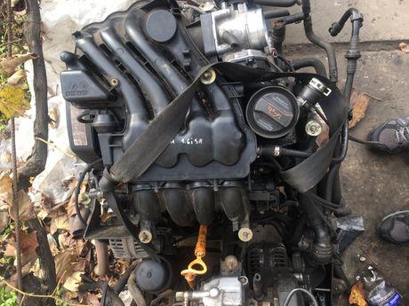 Мотор 1.6і AKL VW Golf Bora Skoda Octavia Гольф 4 Октавия Бора КПП