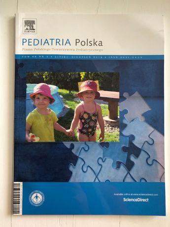 czasopismo Pediatria Polska tom 89 nr 4 lipiec-sierpień 2014