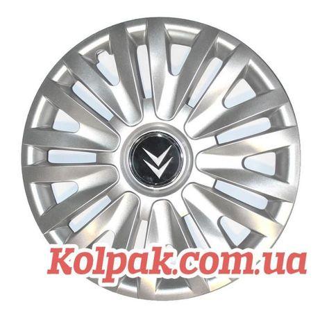КОЛПАКИ КОВПАКИ на колеса диски Ситроен Citroen R14 R15 R16