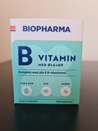 Витамин В, Biopharma, Норвегия