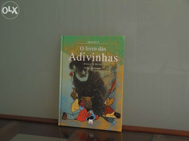 O Livro das Adivinhas