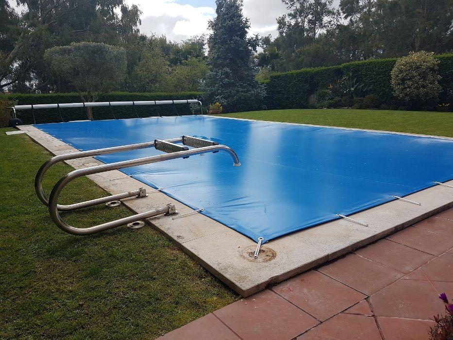 Escada de piscina Fernão Ferro - imagem 1