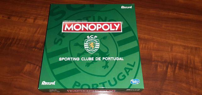 Monopoly versão Sporting limitada