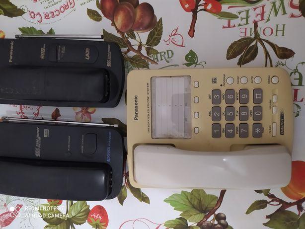 Радиотелефоны и проводной