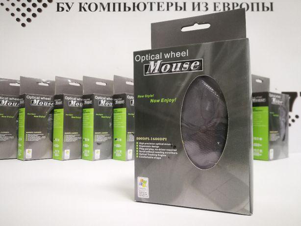 Компьютерная мышь, оптическая, новая