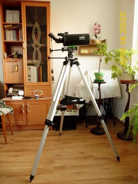Zamienię teleskop lustrzany(Maksutow) 102/1350 .
