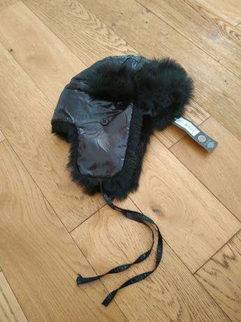 NOWA!!! sprzedam czapkę zimową uszatkę, pilotkę firmy Hauer