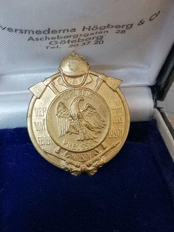 Prusy nagroda za zasługi na strażaka