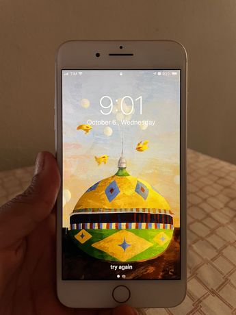 Iphone 8+ 64G - USADO