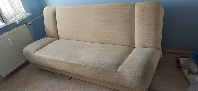 Sofa, kanapa, tapczan - rozkładana - 195x115cm