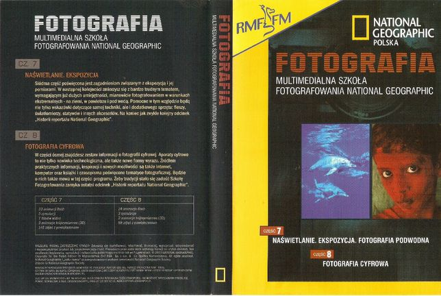 FOTOGRAFIA Multimedialna szkoła fotografowania CD nr IV