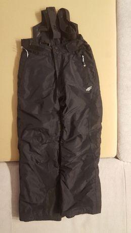 Spodnie narciarskie 4F, dziecięce, rozmiar 134