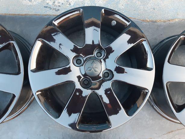 Оригинальные диски Mitsubishi 4/114.3 r16 et46 6.5j dia67.1 в идеально