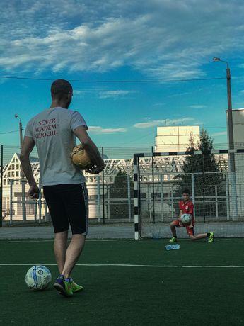 Тренировки по футболу для детей Харьков