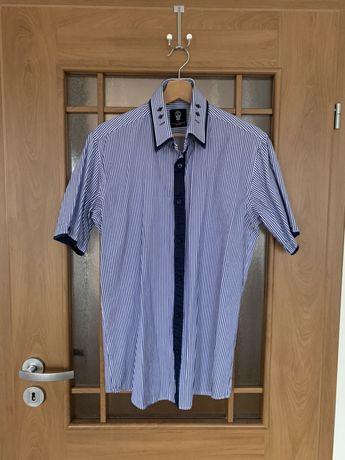 Koszula w paski PAKO LORENTE, r. L