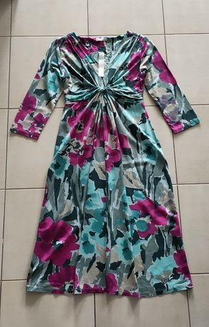 Nowa sukienka Per Una kwiaty rozmiar 36