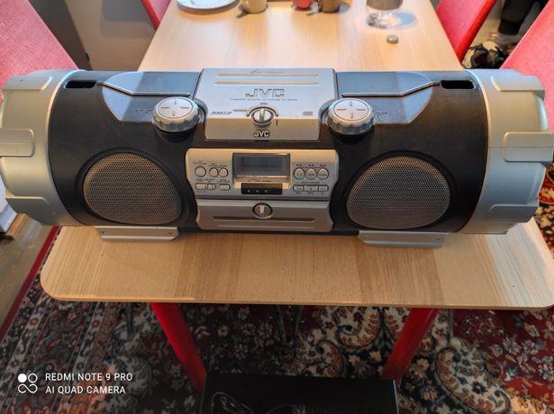 Odtwarzacz Powered Woofer CD System JVC RV-NB10B