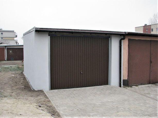 Nowy garaż ul. Rolna