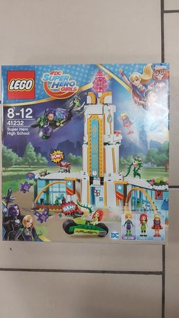 Lego 41232 super hero szkoła super bohaterek NOWY
