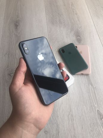 Iphone X 256gb Space gray Neverlock