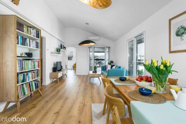 Przestronne, klimatyzowane mieszkanie 62m Dąbrówka