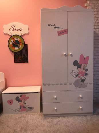 Szafa Minnie Mouse