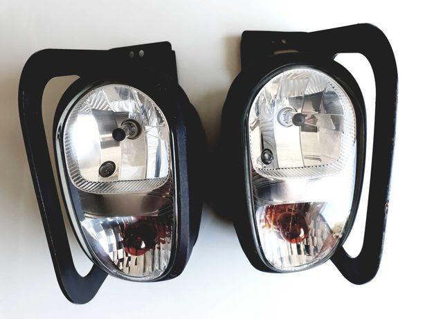 Lampy reflektory Linde