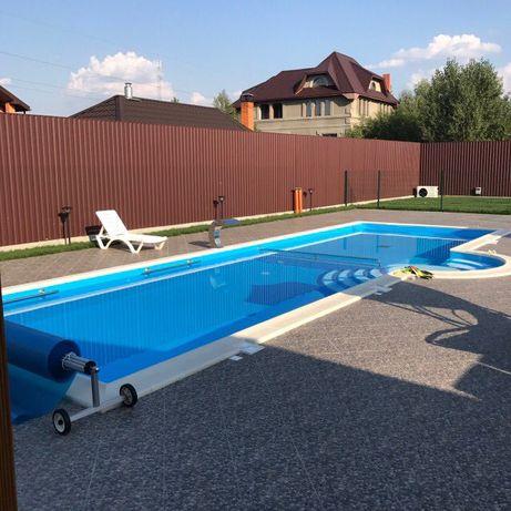 Домик на лето с бассейном 34500грн.