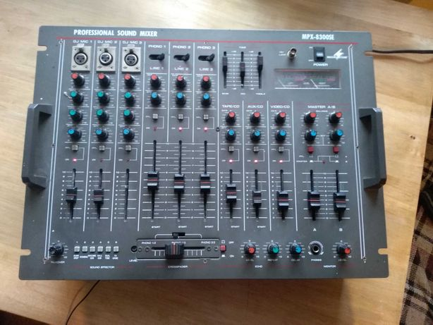 Mixer muzyczny MPX-8300SE