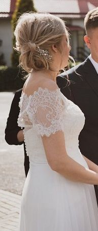 Suknia Ślubna Amy Love Goya Ivory rozmiar 38