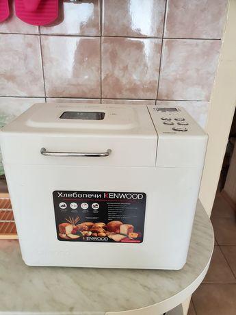 Хлебопечка новая Kenwod