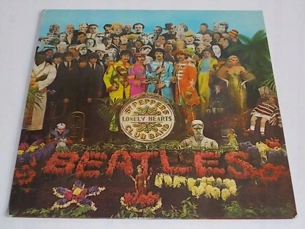 Płyta winylowa The Beatles – Sgt. Pepper's Lonely Hearts Club Ban