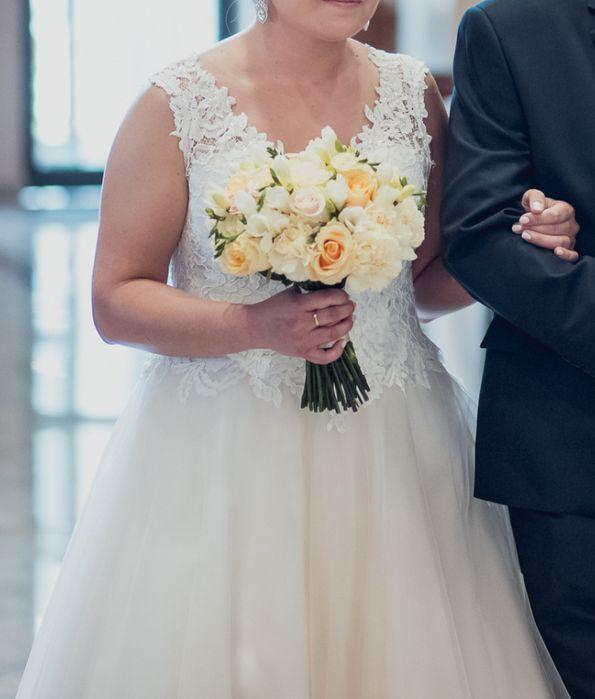 Suknia ślubna Lorena 42 Ostrzeszów - image 1