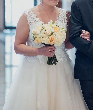 Suknia ślubna Lorena 42