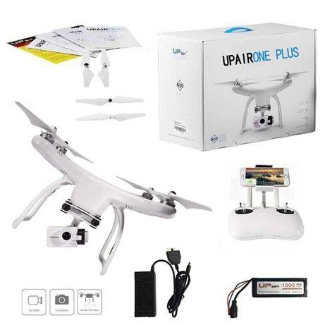 Квадрокоптер Upair One Plus 2.7K Камера GPS (10 it) дрон