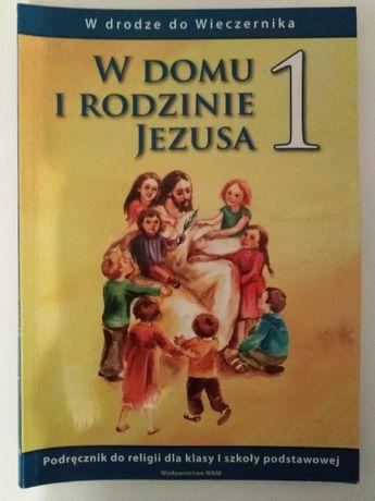 W domu i rodzinie Jezusa 1-podręcznik