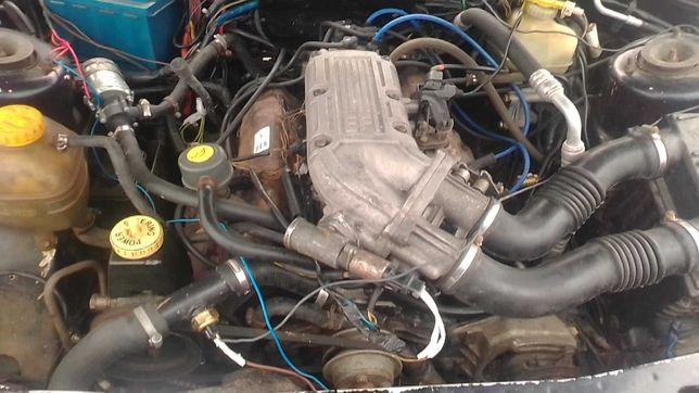 Двигатель мотор форд скорпио 2.4 бензин arc