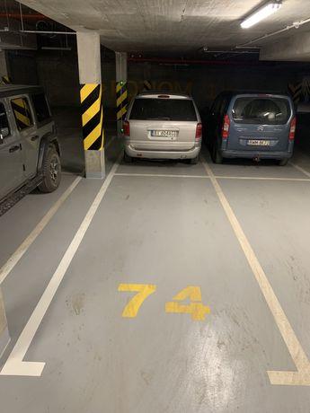 Wynajmę miejsce postojowe parkingowe Młynowa