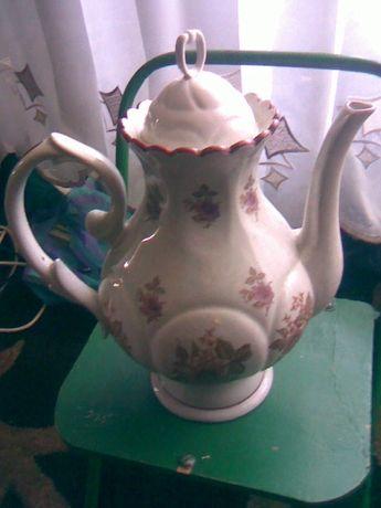 чайник фарфоровый 3л.