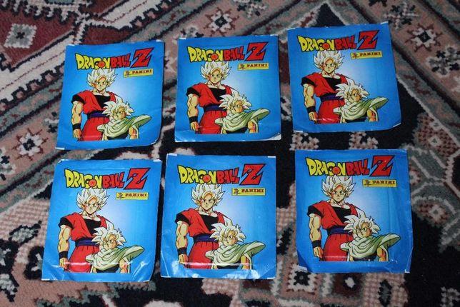 Carteirinhas Dragon Ball Z
