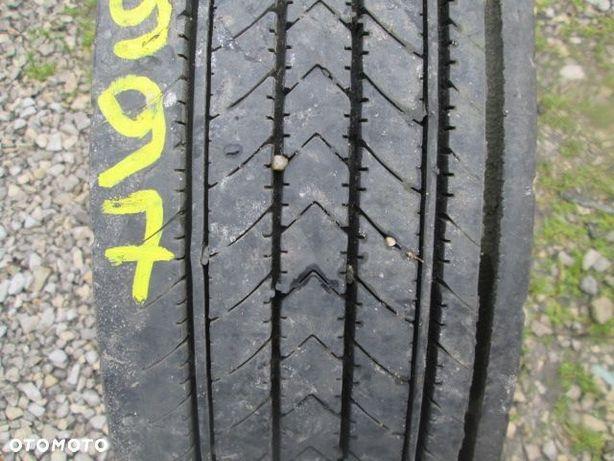 205/75R17.5 Bridgestone Opona ciężarowa R227 Na przednią oś 8 mm