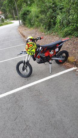 Pit bike 125 cc como nova