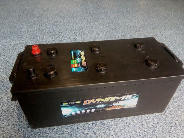 Akumulator DYNAMIC 180AH 1100A Brzeziny